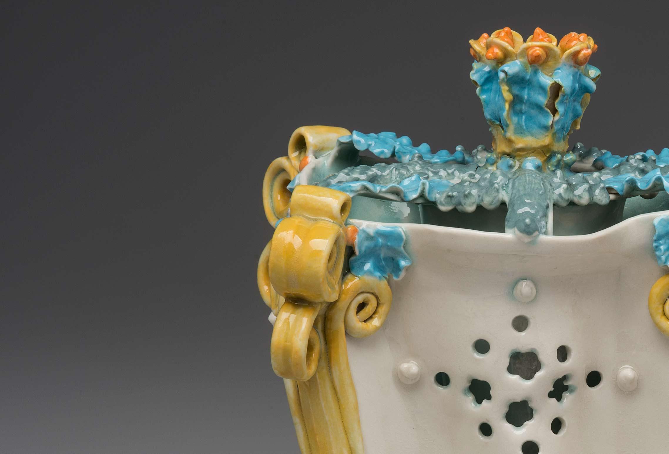 Charlotte Lindley Martin Ceramic Artist